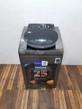 Free home delivery 6.5 kg fully automatic washing machine stain wash