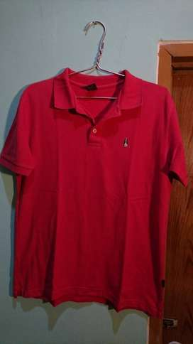 hush puppies polo shirts for men 2 size m
