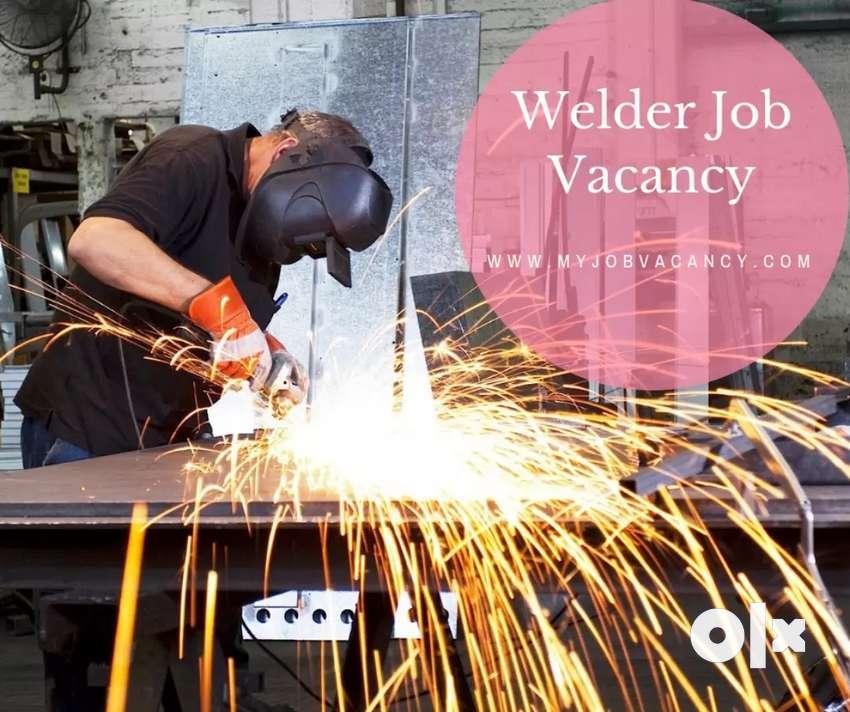 Welder job in Mumbai and Pune 0