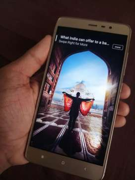 Mi note3  3/ 32 good  condition  phone