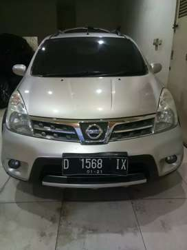 Grand livina xgear x-gear matic 2009/2010 matic