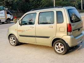 Maruti Suzuki Wagon R LXi BS-III, 2006, CNG & Hybrids