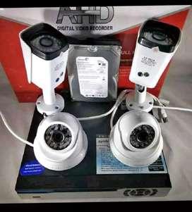Siap pasang beragam merek kamera CCTV daerah ciomas