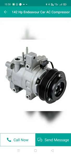 Used car AC  compressor  avalaible here at good price