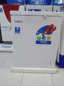 Kredit freezer box AQF100W