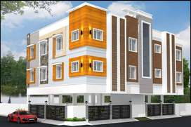 Kundrathur 2 Bhk Flat with car parking