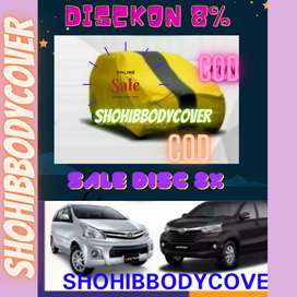 kerudung sarung mantel selimut bodycover mobil 079