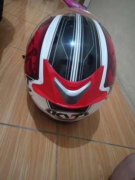 Helm KYT vendetta 2 gp merah