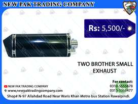 TWO BROTHER SMALL EXHAUST