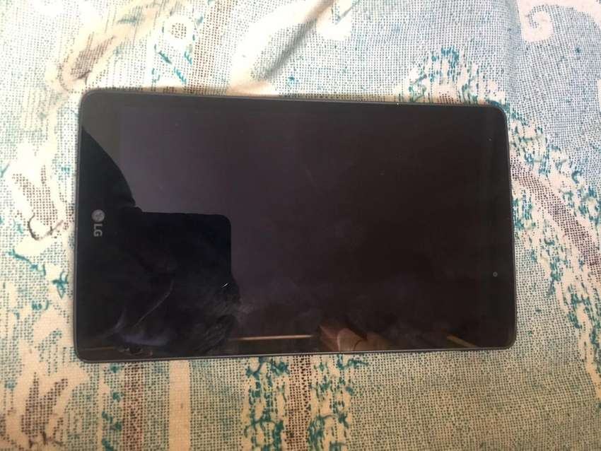 Lg G Pad X 8.0 . 10/10 condition. No fault 0