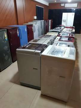 Fridge and washing machine starting form 6000 free delivery