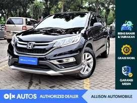 [OLX Autos] Honda CRV 2016 2.0 A/T Facelift Hitam #Allison