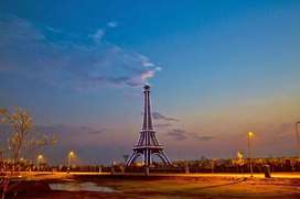 5 Marla on ground Plot For sale in Bahria town Lahore BB Block