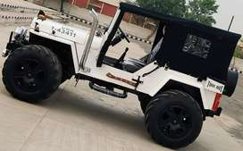 new look modified willys