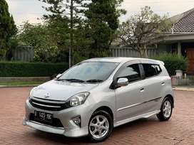 Low Km!! Toyota Agya G TRD Manual 2015