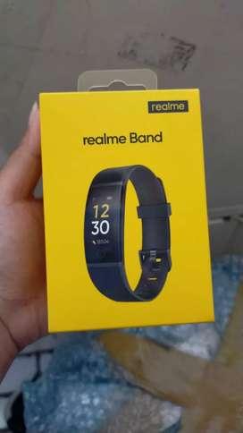 Realme band jam tangan smartwatch