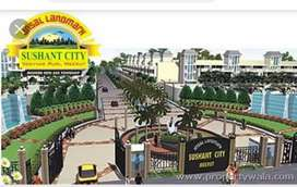 Ansal sushant city Best location for living and investment in meerut