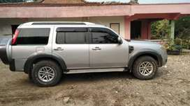 Ford everest tdci 2.5