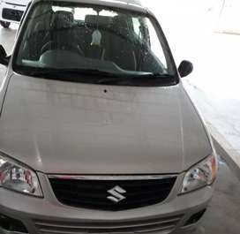 Well maintained personal used Alto K10 for sale