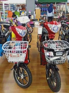 Sepeda listrik Hornet bisa dikredit