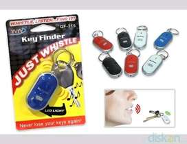 Gantungan Kunci Siul , Key Finder