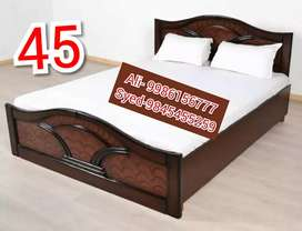Brand new cot 4×6  price 4250 without storage with box 6500