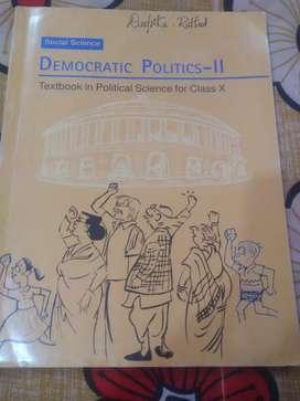 Class 10 political science part 2 cbse