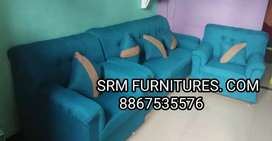 New branded, luxurious sofas with best offer price, with warranty