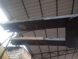 Dijual hidrolik door smeer 2 unit merek jackrotary
