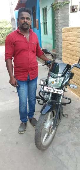பஜாஜ் பிளாட்டினா முதல் ஓனர் கம்பெனி சர்வீஸ்