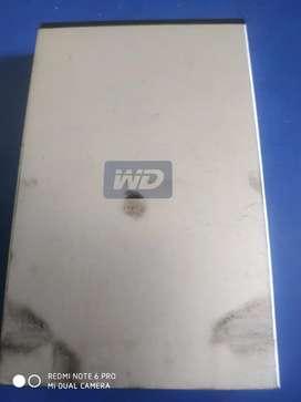 250GB WD External Hard Drive