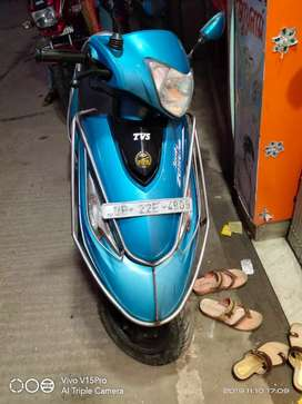 TVS ZEST 10400Km run...is in good condition..For Sale