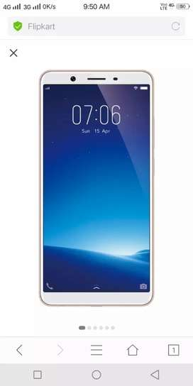 Vivo y71i... Good working... Only one user... No scratches.  Good perf