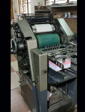 Ryobi 2800CD printing machine for sale
