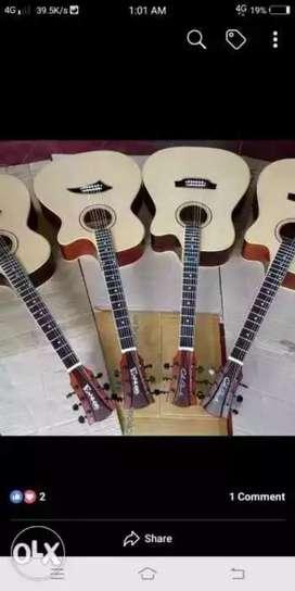 Nice clour guitar