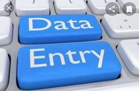 We are hiring candidate for data entry.