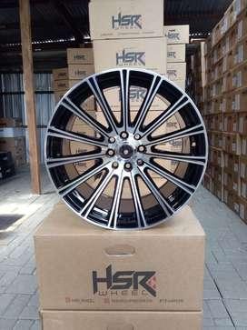 Velg KOBE JD8097 HSR R17X75/9 H8X100-114,3 ET42/35 BMF