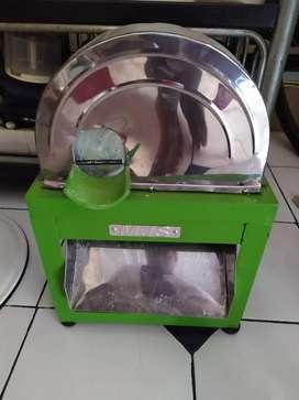 Mesin pemotong ubi dan keripik