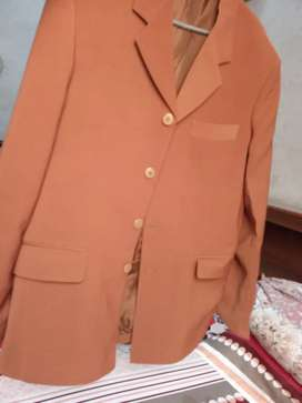 Pent Coat (two piece)