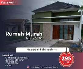 Rumah mewah, harga murah