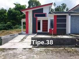 Dijual Rumah Cluster  Minimalis Modern