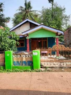 Di Jual Cepat Rumah Kampung  Lokasi Jl BKKBN,Kp cimuning.Bekas Kota