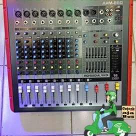 Power mixer cleve audio apm850