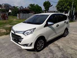 Daihatsu Sigra R Deluxe Tahun 2018 Automatic Kaya Baru Km 7 Ribuan