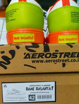 Sepatu Aerostreet Nano Nano Limited Edition Size 42