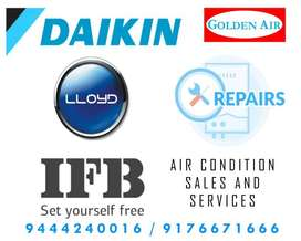 all brand ac service at door step 3OO only amc 15OO call us