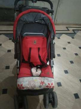 well conditioned and good looking pram available