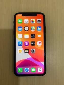 iPhone Xr 64gb Mulus 92% Garansi Oktober 2020