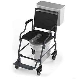 Multipurpose Commode Wheelchair BRAND NEW at 40% discount