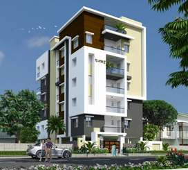 3 bhk 1590 sft new flots sale bhagya Nagar extension guntur